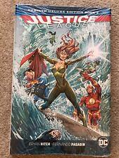 Justice League Rebirth Deluxe Book 2 Hardcover/Hardback HC