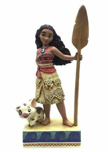 Jim Shore Disney Traditions MOANA Figurine Find Your Own Way 4056754