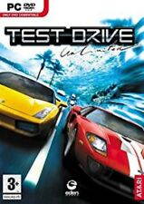 Test Drive Unlimited PC, 2008 New and Sealed RARE Original UK Release