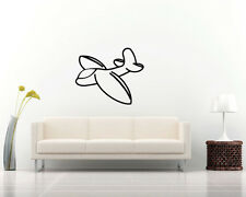 Airliner Airplane Vinyl Wall Decal Sticker Removable Graphic Child's room