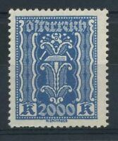 Österreich 1922 Mi. 395 Postfrisch 100% Landwirtschaft, branchen- Symbole
