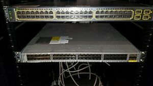 Cisco  Catalyst WS-C3750G-48TS-S 48 Gigabit Ports Rack-Mountable Ethernet Switch