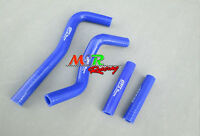 for Honda CRF150R CRF 150 R CRF150R 2007-2009 2008 radiator silicone hose BLUE