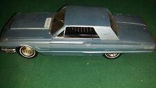 Vintage 1965 FORD Thunderbird Dealer Promo - Philco NT-11 Transister Radio 1:25