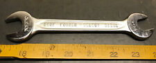 """Vintage Indestro Select Steel P729 3/4"""" X 5/8"""" Double Open End Wrench! Cool!"""