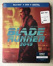 Blade Runner 2049 (SteelBook, Blu-ray/DVD, 2017) New Sealed Mint