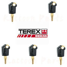 Terex Compact Track Loader And Skid Steer Ignition Key 2045 432 Caterpillar Cat