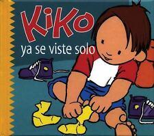Kiko ya se viste solo (Kiko series)-ExLibrary