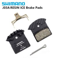 SHIMANO J03A Cooling Fin Ice Tech  Brake Pads  Update from J02A