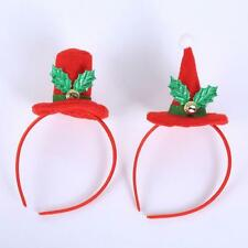 Christmas Adult Child Headband hat Xmas Head Hoop Headwear Gift Party Decor