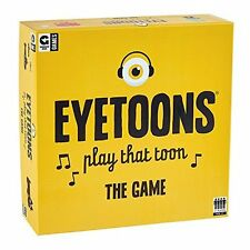 Eyetoons Board Game Play That Toon Test Musical Song Knowledge