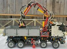 Lego Technic 42043 Mercedes-Benz Arocs, 100% Complete with Original Instructions