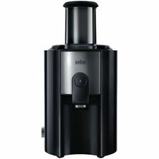 Braun J500 900W Multiquick 5 Juicer - Black
