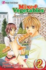 NEW Mixed Vegetables, Vol. 2 by Ayumi Komura
