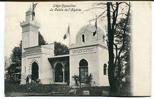 CPA - Carte postale - Belgique - Liège - Exposition - Le Palais de l'Algérie (HA