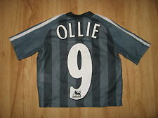 OLLIE 9_NEWCASTLE UNITED_ADIDAS_young shirt_size UK:22_size D,E;98