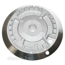 SMEG Genuine Oven Cooker Semi Rapid Burner Head Crown Skirt 878010084