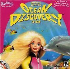Barbie Ocean Discovery (Jewel Case) - PC, Good Windows, Pc Video Games