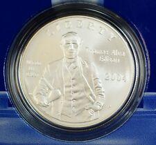 2004 Thomas Alva Edison Commemorative Silver Dollar in Special/Unusual Packaging