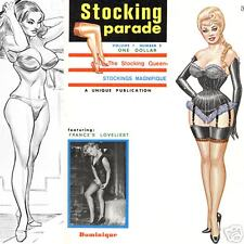 Stocking Parade 5 + Eric femdom Stanton Family Affair Book 3 e-books on CD