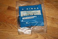 BERRY BEARINGS O-RINGS XZ00200-2, 165-Buna, 3/32 x 6 1/2 x 6 11/16 NEW