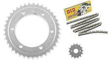 D.I.D Gold X-Ring Chain JT Sprocket Kit for Honda TRX450 R 04-05 14t 38t