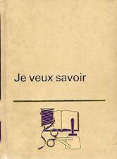 JE VEUX SAVOIR VOLUME 4 / LES JEUX / LE LIVRE DU MONDE