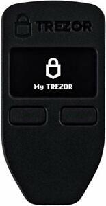 Bitcoin wallet TREZOR (Toreza) (Black) From Japan