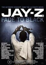 JAY Z FADE TO BLACK - JAY Z RICK RUBIN MUSIC DOCUMENTARY NEW DVD MOVIE SEALED