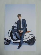 Lee Min Ho Korean Actor Signed 4x6 Photo Autograph hand signed USA Seller C2