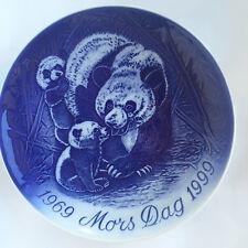 Bing & Grondahl Mother's Day Jubilee Plate 1969-1999 Factory 1st Quality Denmark