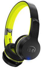 Monster iSport Freedom 2017 Headband Headphones - Black/Green