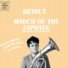 March of the Zapotec /Realpeople Holland [Digipak] by Beirut (2CD, Feb-2009) NEW