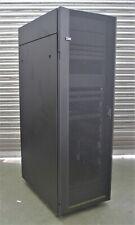IBM RACK 42U SERVER NETWORKING RACK CABINET ENCLOSURE COMPLETE 7014-T42