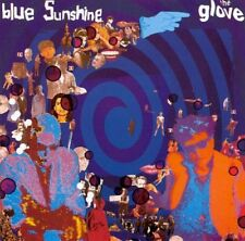 THE GLOVE - BLUE SUNSHINE - LP BLUE VINYL REISSUE NEW SEALED 2013 - COPY # 479