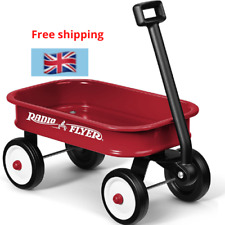 Radio Flyer W5 Little Red Wagon-Small Toddler Toy