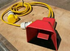 110V footswitch pipe threading machine threader Ridgid rigid Rems Rothenberger