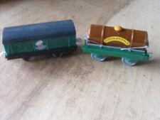 Tomy Trackmaster Thomas The Tank Engine Railway 2 Chocolate Factory Wagons