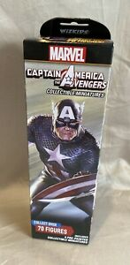 Marvel HeroClix  Captain America and the Avengers Booster Pack New