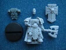 40K Space Marine Captain Commander Master Of The Chapter *New* (P2)