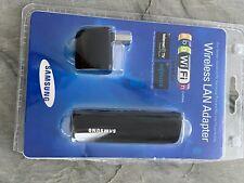 Samsung WIS09ABGN WIRELESS LINKSTICK WIS09ABGN2 USB LAN ADAPTER FOR SAMSUNG