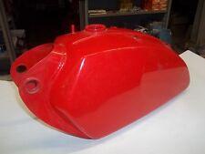 serbatoio benzina motocross enduro  moto  d'epoca datato! colore azzurro!!