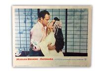 """SAYONARA"" ORIGINAL 11X14 AUTHENTIC LOBBY CARD POSTER 1957 BRANDO"