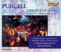 enry Purcell - Purcell: Dioclesian (Complete); Masque from Timon of Athens [CD]