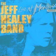 Live At Montreux (1999) von The Jeff Healey Band | CD | Zustand sehr gut