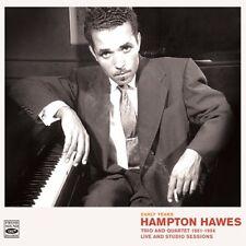 Hampton Hawes TRIO AND QUARTET 1951-1956 LIVE AND STUDIO SESSIONS (2 CD SET)