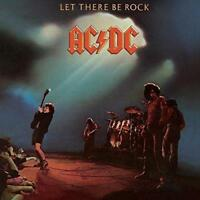 AC/DC - Let There Be Rock - New Sealed Vinyl Reissue LP Album