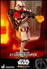 Hot Toys Star Wars The Mandalorian INCINERATOR STORMTROOPER 1/6 Figure TMS012