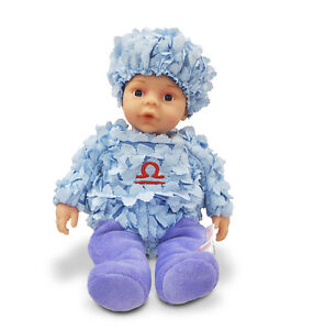 ANNE GEDDES DOLLS ZODIAC collection NEW in a Box BABY LIBRA Doll 9'' 579521