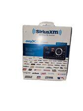 SXPL1V1 SiriusXM Radio onyX Plus Receiver and Car Kit